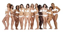 dove real beauty models ad campaign